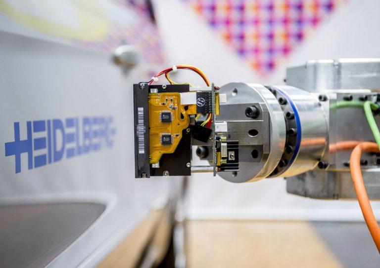 Fujifilm y Heidelberg dan el primer paso hacia la impresión digital industrial