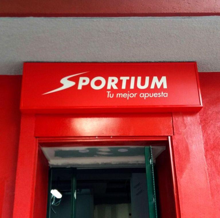 Lee más sobre el artículo Rotulación Corporativa Sportium