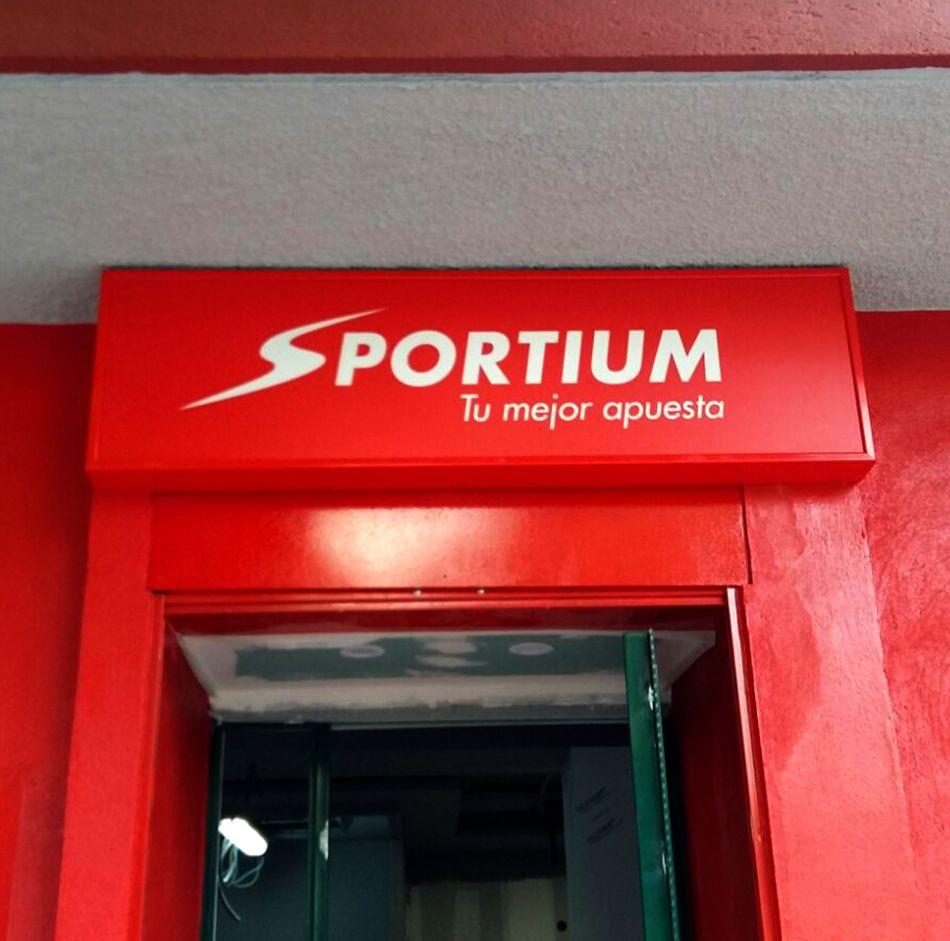 Rotulación Corporativa Sportium
