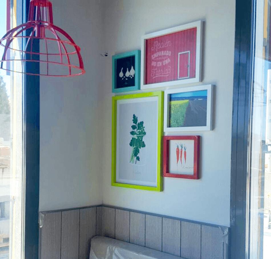 Projectsign   Decoracion Interior Kfc Torrejon 2