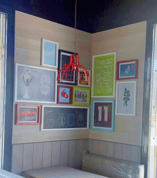 Projectsign | Decoracion Interior Kfc Torrejon 4
