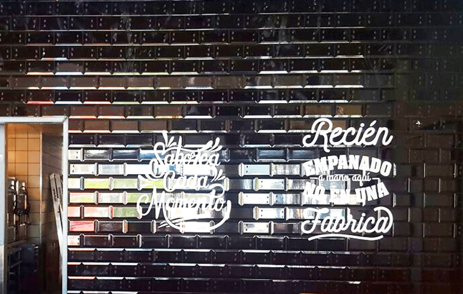 Projectsign | Decoracion Interior Kfc Torrejon 5