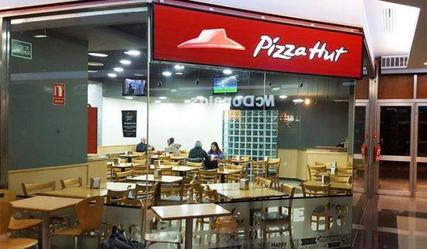 Rotulación integral para Pizza Hut