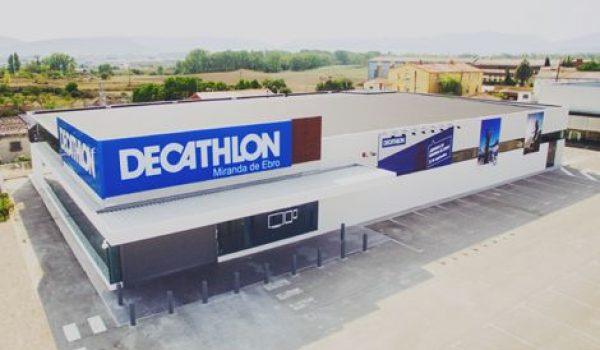 Decathlon llega a Miranda de Ebro… y nosotros con ellos!