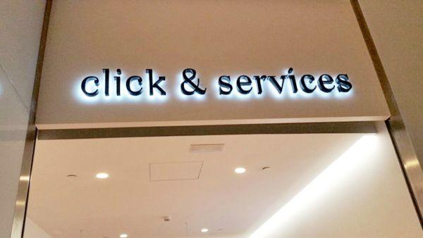 Lee más sobre el artículo Rotulación integral para Click & Service