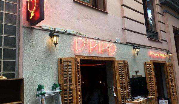 Nuevo proyecto de rotulación corporativa para D`PIPO
