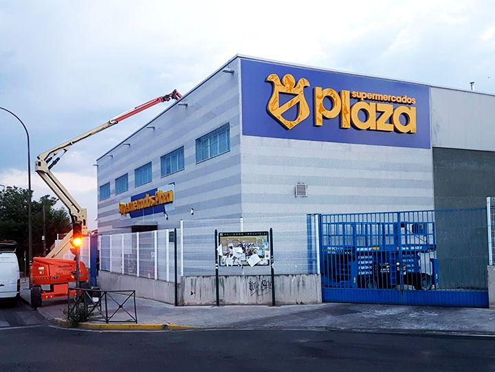 Supermercados Plaza y Plaza Express