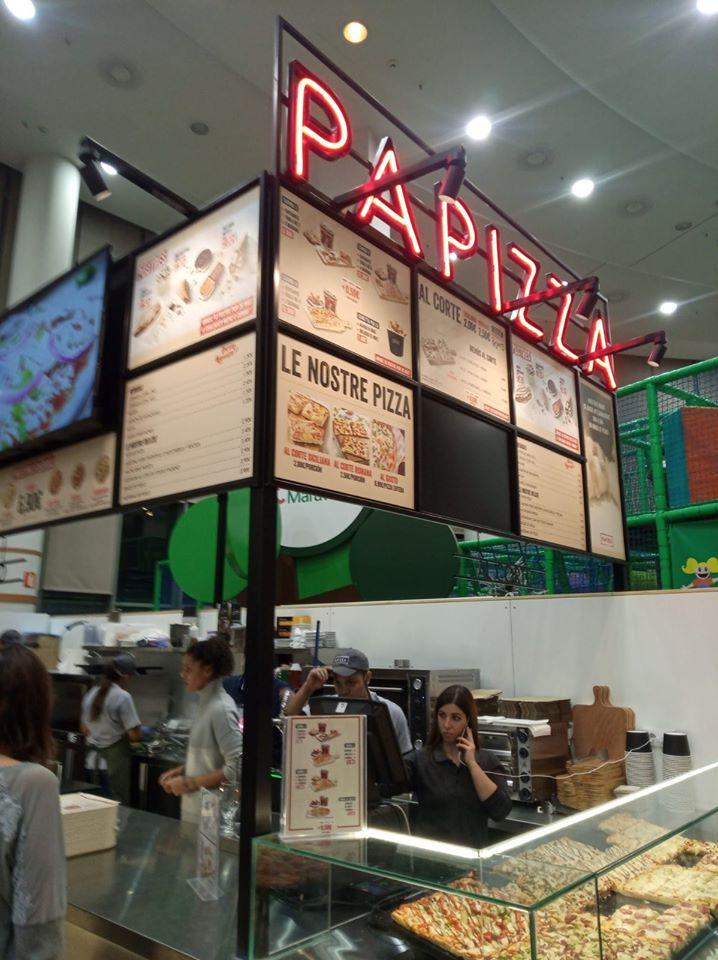 Projectsign | Papizza