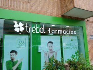 Projectsign   Farmacias Trébol