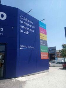 Projectsign | Centro Sueño Despues 3