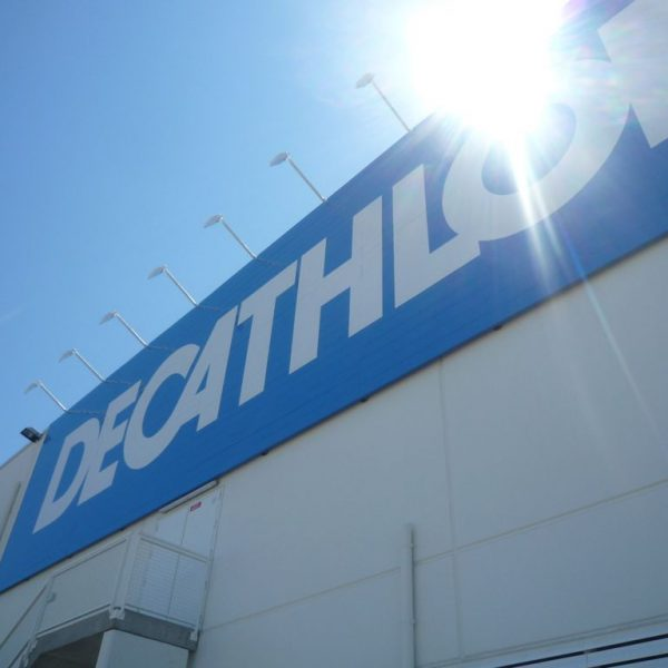 gran rotulación decathlon